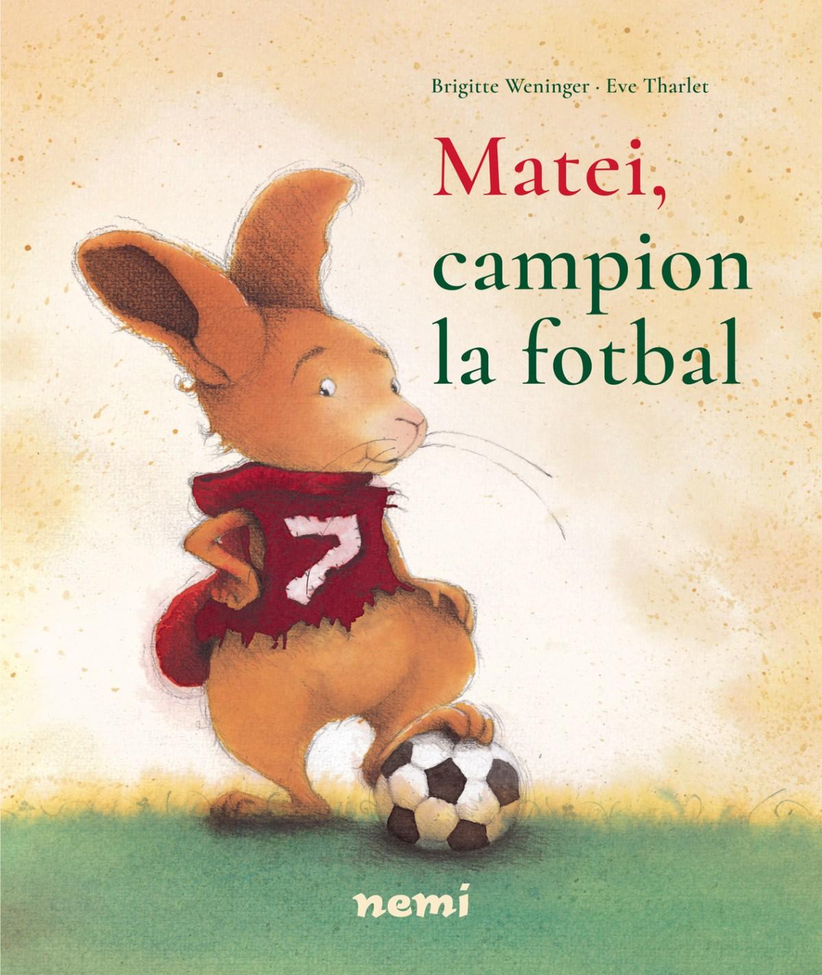Matei, campion la fotbal