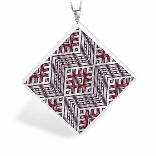 pandantiv-ganelli-din-ceramica-si-agatatoare-argint-925-cu-motive-populare-romanesti-transilvania-zona-salaj-model-1