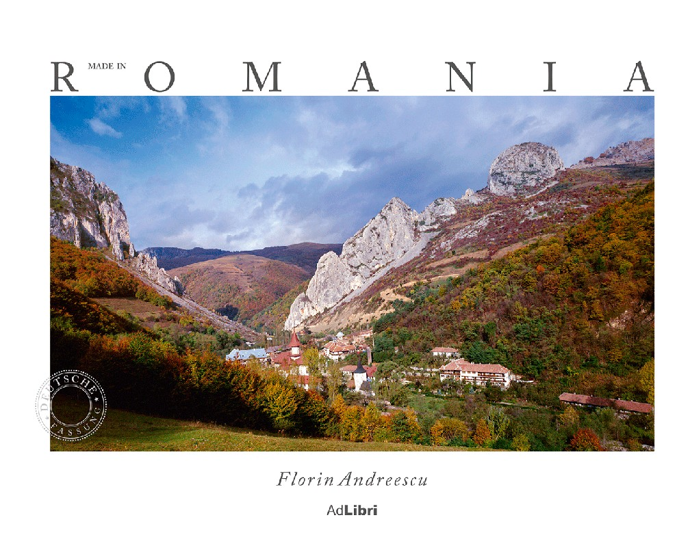 Album Made in Romania – germana