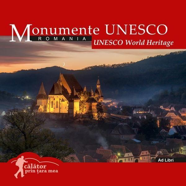 Monumente UNESCO (romana/engleza)
