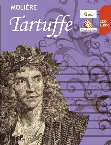 Tartuffe. 2 CD-uri