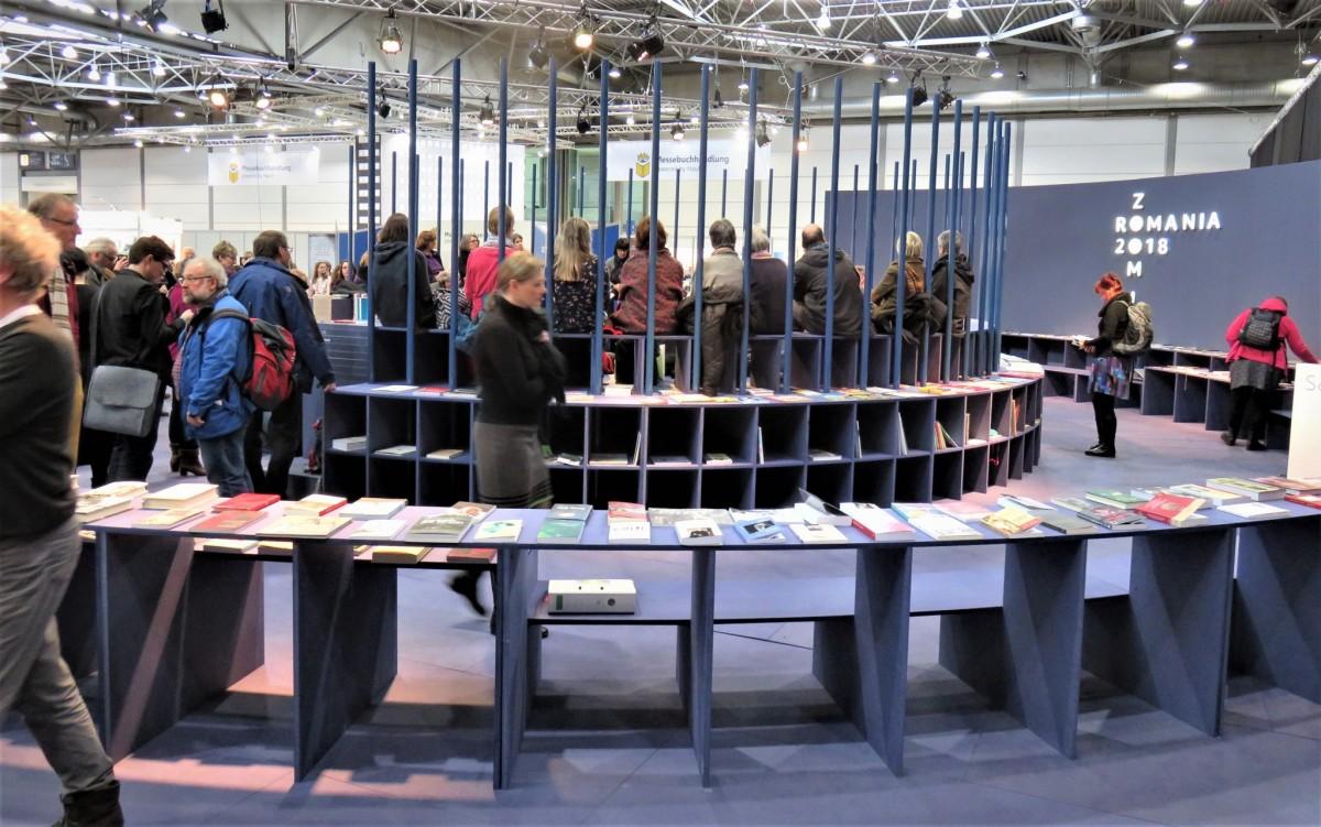 Romania, la Targul de carte de la Leipzig