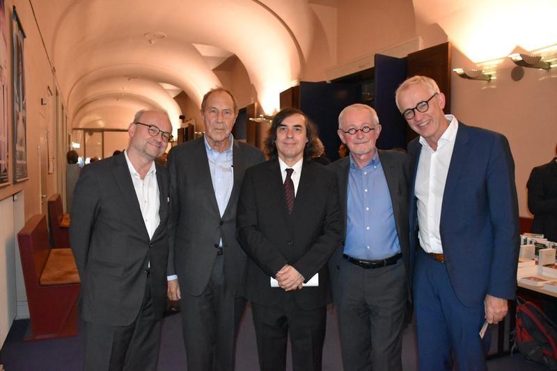 Mircea Cărtărescu a primit Premiul Thomas Mann, unul dintre cele mai mari premii ale literaturii germane