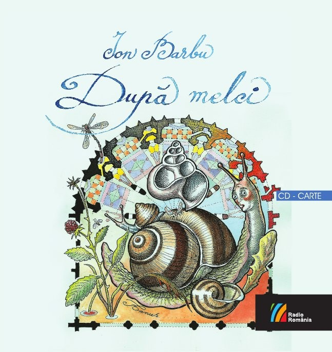 După melci. Carte+CD