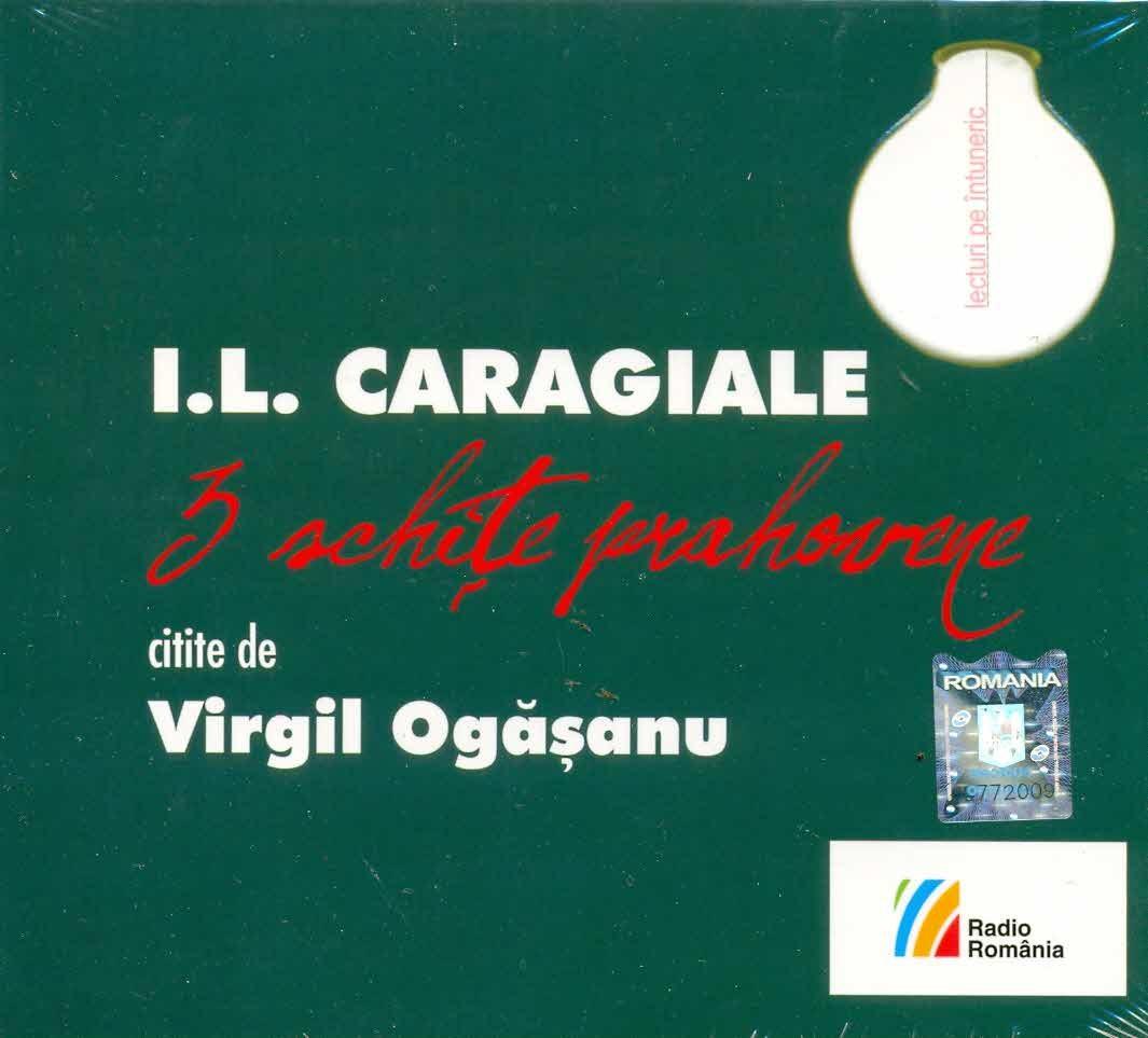 3 schiţe prahovene citite de Virgil Ogăşanu