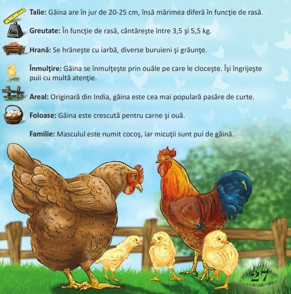 Prima Mea Enciclopedie Animale Domestice Buchuria