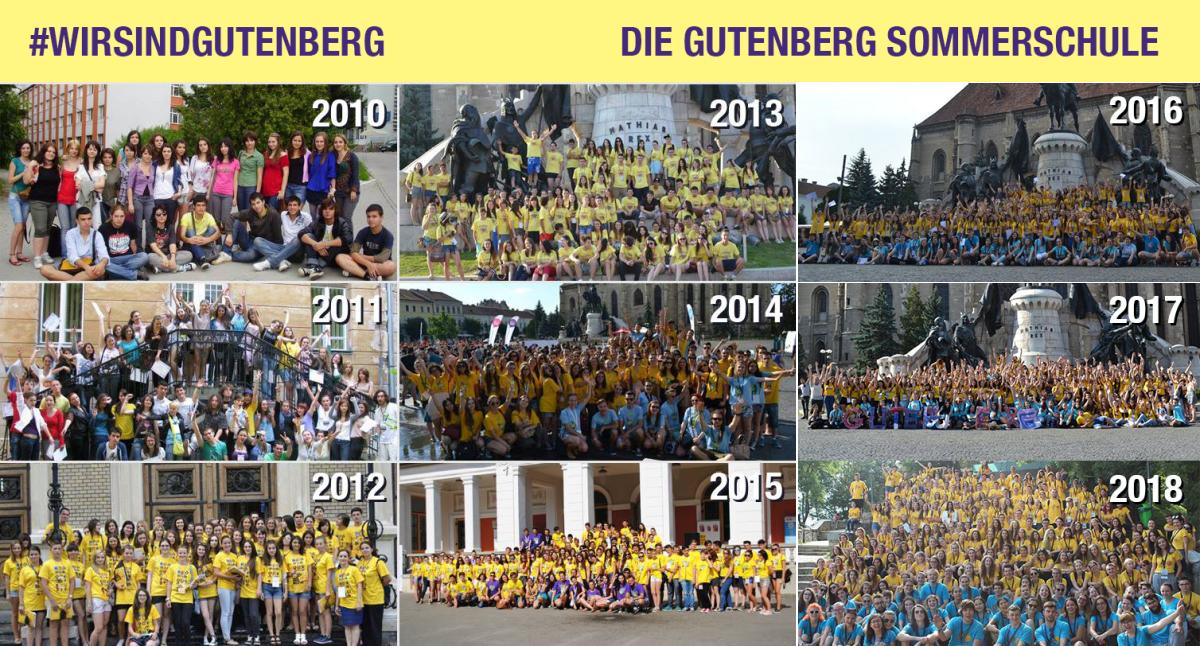 Despre Asociația Gutenberg Romania