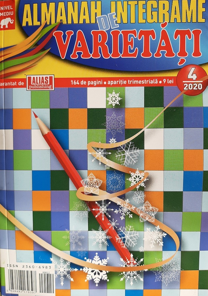 Almanah de integrame varietati