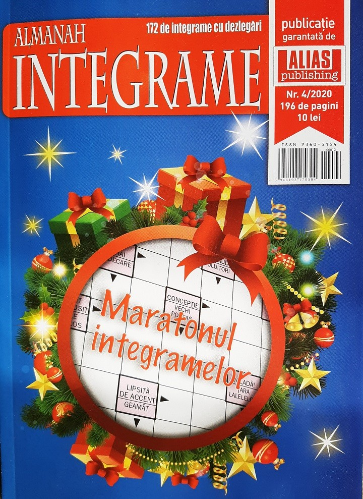 Almanah integrame
